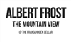 Albert Frost at The Mountain View/ Franschhoek Cel...