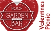 Valentines Picnic at Roof Garden Bar PE