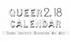 Queer2.18 Calendar Exhibition