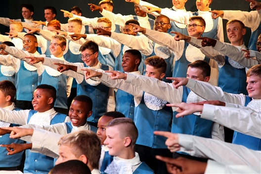 Drakensberg Boys Choir Live Donations