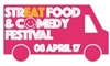 StrEAT Food And Comedy Festival - Sandton