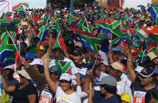 35th Annual Gandhi Walk - Lenasia - Event postponed to 2021 - Date to be confirmed