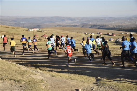 The Icon's Journey 103km Ultra Marathon:Run and ride in the GIANT'S footsteps POSTPONED