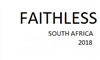 Faithless (DJ set) SA Tour 2018