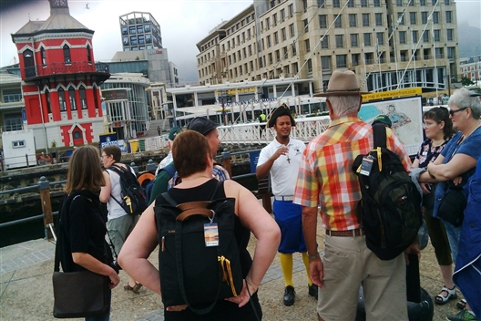 VnA Waterfront Historical Walking Tour