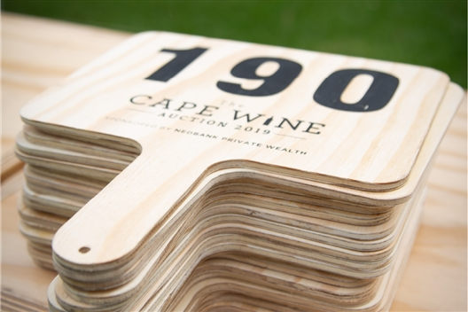 The Cape Wine Auction 2020