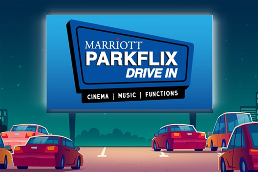 Marriott Parkflix Drive-In