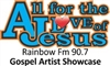 The All For the Love of Jesus Artist Showcase