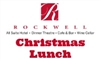 Christmas Lunch at The Rockwell Dinner Theatre
