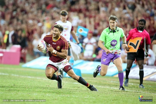 FNB VARSITY CUP 2020: MATIES RUGBY